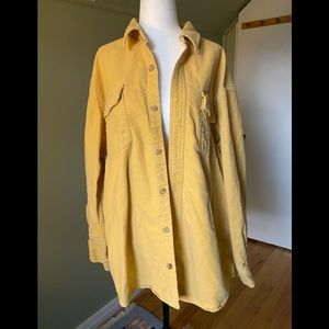 Vintage Shirt with Thick Soft Fabric